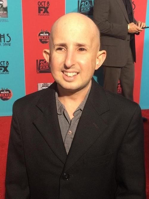 Ben Woolf, Infantata on Murder House, Meep on Freak Show....didn't realize he was on Murder House