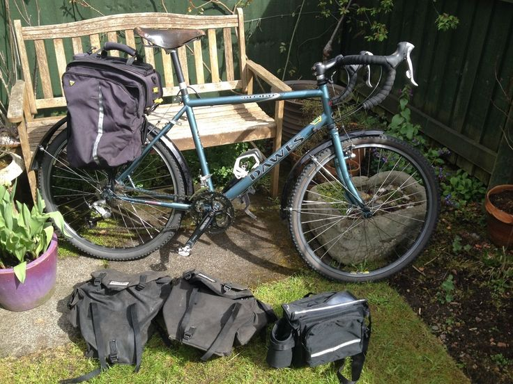 Dawes Karakum  Touring Bike Review