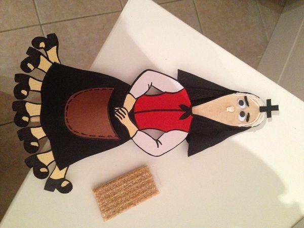 """""""Μια κυρά Σαρακοστή με παστέλι γεμιστή..."""" - Kinderella"""