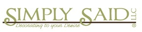 "Simply Said, LLC is a rapidly growing party-plan company offering decorative and functional vinyl products and accessories. At Simply Said, their mission is ""Sharing the power of language to make a positive impact in peoples' lives by offering inspiration, humor, comfort and encouragement through creative expression."""