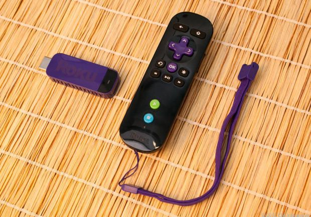 The Roku Streaming Stick offers to streamline your smart TV setup by eliminating power cords and the need for a separate remote. The experience is akin to that of other Roku boxes and is one of the best streaming setups available. The device offers a motion remote and dual-band 802.11n networking.