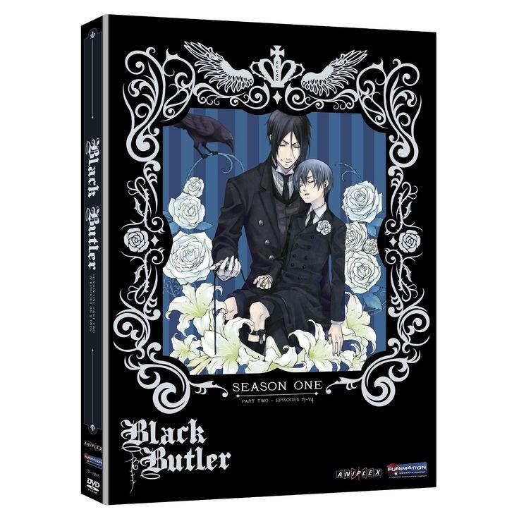 Kuroshitsuji (Black Butler) - Season 1 - 24 Episodes
