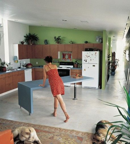 Cool spinny kitcheny thing.  Photo: Denise Prince Martin; ReadyMade