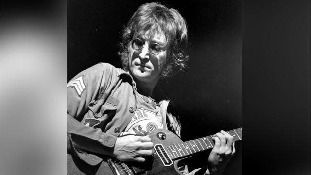 Album John Lennon signed for his killer on sale for $1.5M: #johnlennon