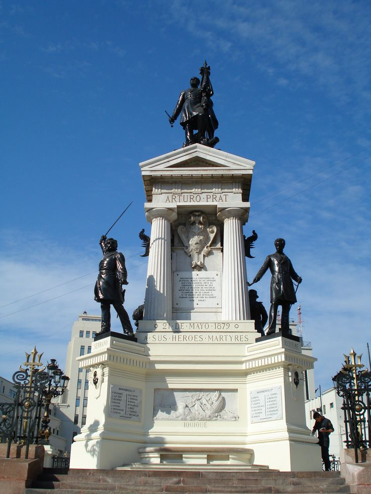 Monumento a los Heroes (Valparaiso)