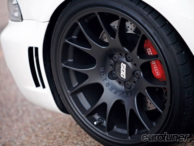 Audi S4 avant BBS CH