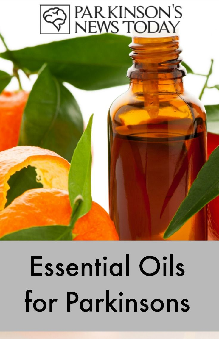 Essential Oils: Parkinson's Disease #ParkinsonsNewsToday
