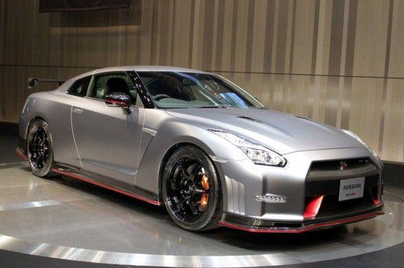 """¿Qué es el Nissan GT-R Nismo """"Track Pack""""? - http://www.motoradictos.com/marcas/nissan/que-es-el-nissan-gt-r-nismo-track-pack Nissan GT R, nissan gt-r nismo"""