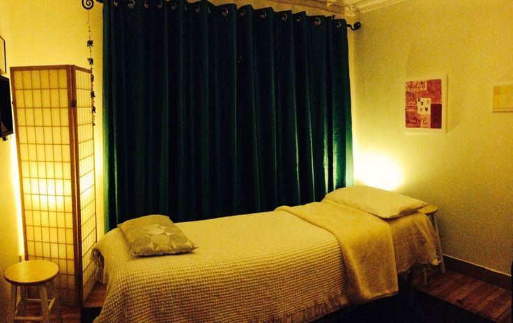 Reiki room at SpiritWise