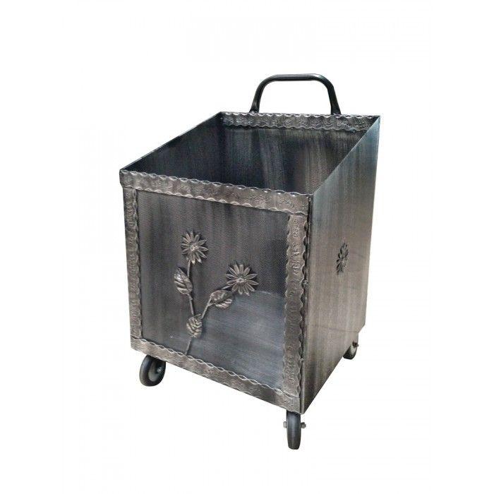 Portalegna in ferro vari giardino mobili pinterest for Bagno 1 5 x 2