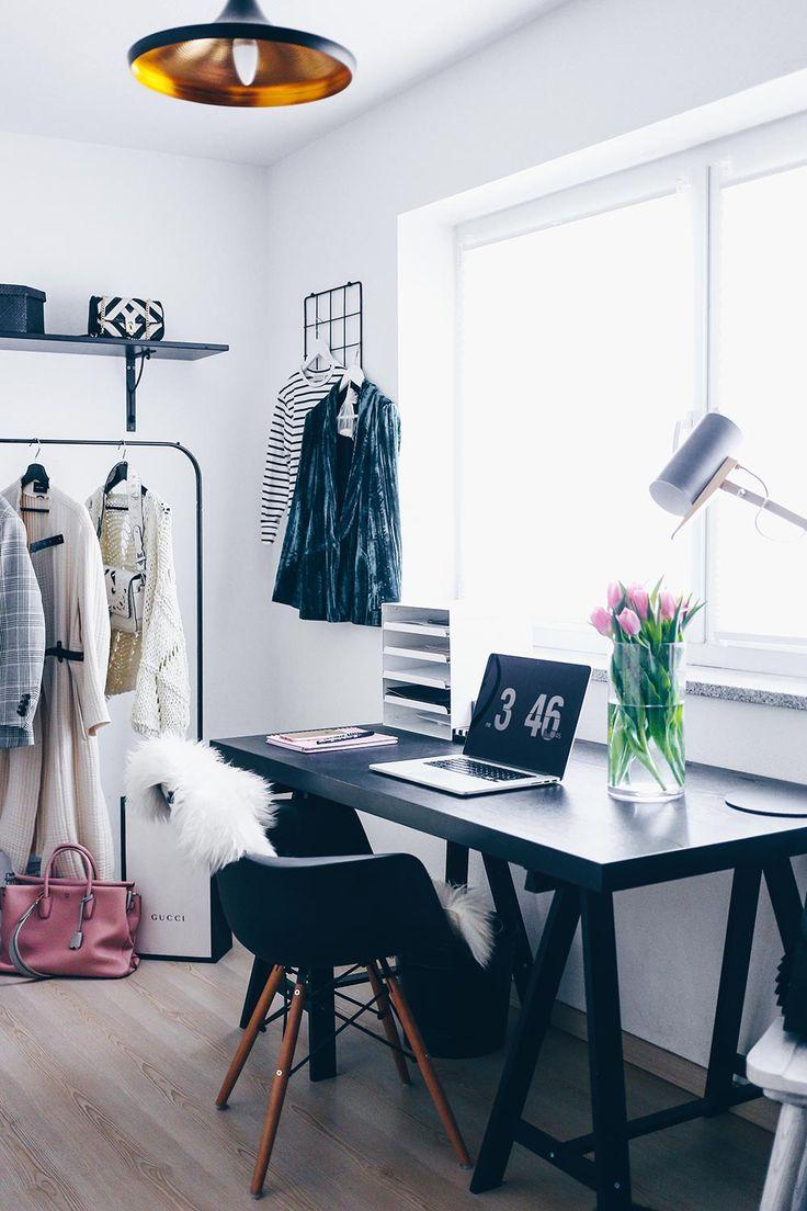 die besten 25 schlafzimmer einrichtungsideen ideen auf. Black Bedroom Furniture Sets. Home Design Ideas