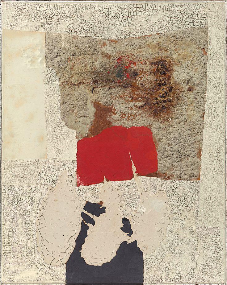 Dec 14 / Alberto Burri / Guggenheim Museum, New York