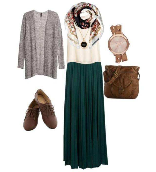 Well Dressed Hijabies