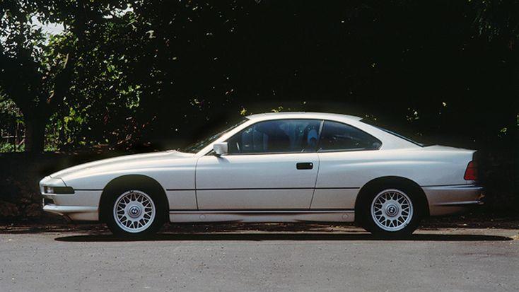 BMW series 8 E31