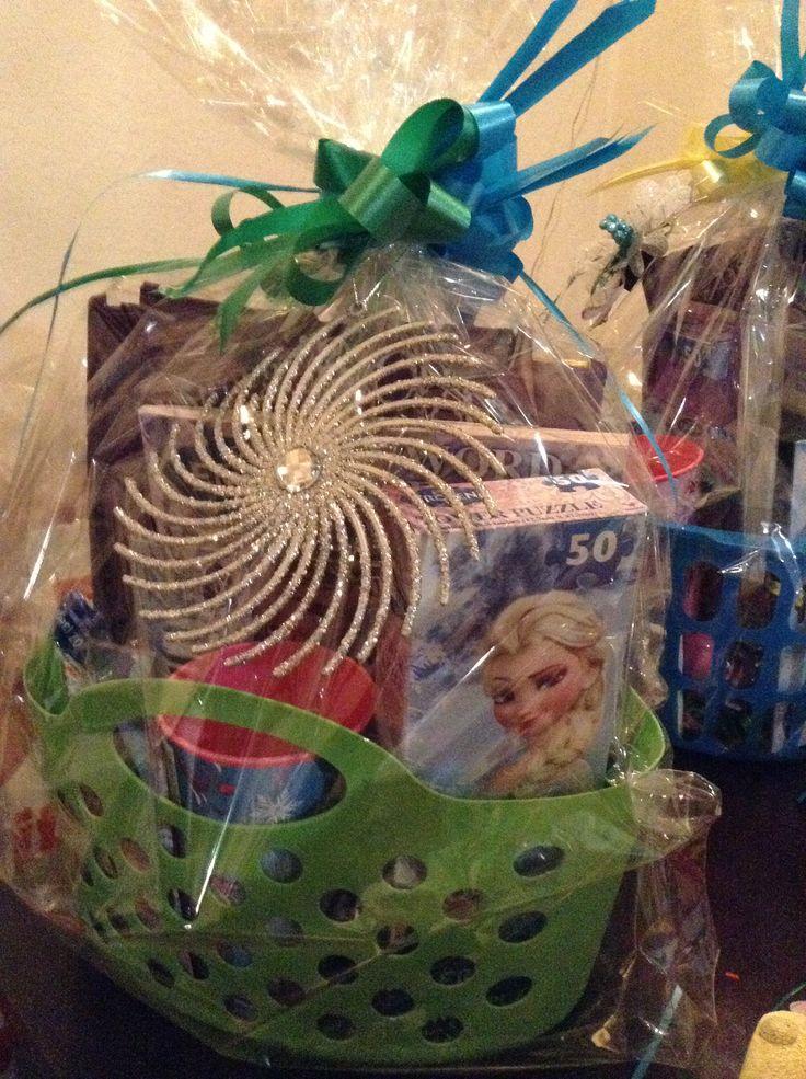 89 best gifts images on pinterest easter baskets gift basket special request disney frozen easter gift basket 25 sold negle Gallery