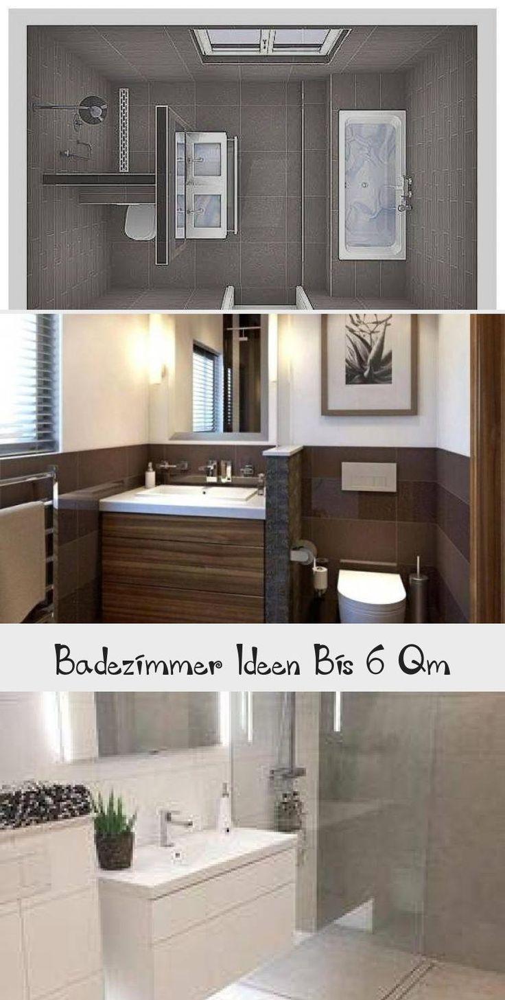 Badezimmer Ideen Bis 6 Qm   Dekoration in 2020   Frieling ...