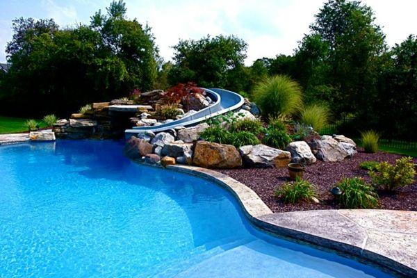 101 bilder von pool im garten - schwimmbecken ideen bilder pool, Garten und Bauten