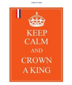 Keep Calm and Crown a King