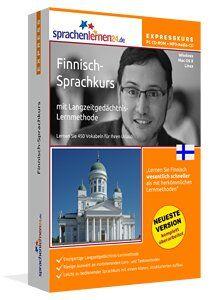 Finnisch-Expresskurs: Finnisch-Vokabeltrainer für Ihren Urlaub in Finnland mit Reiseführer