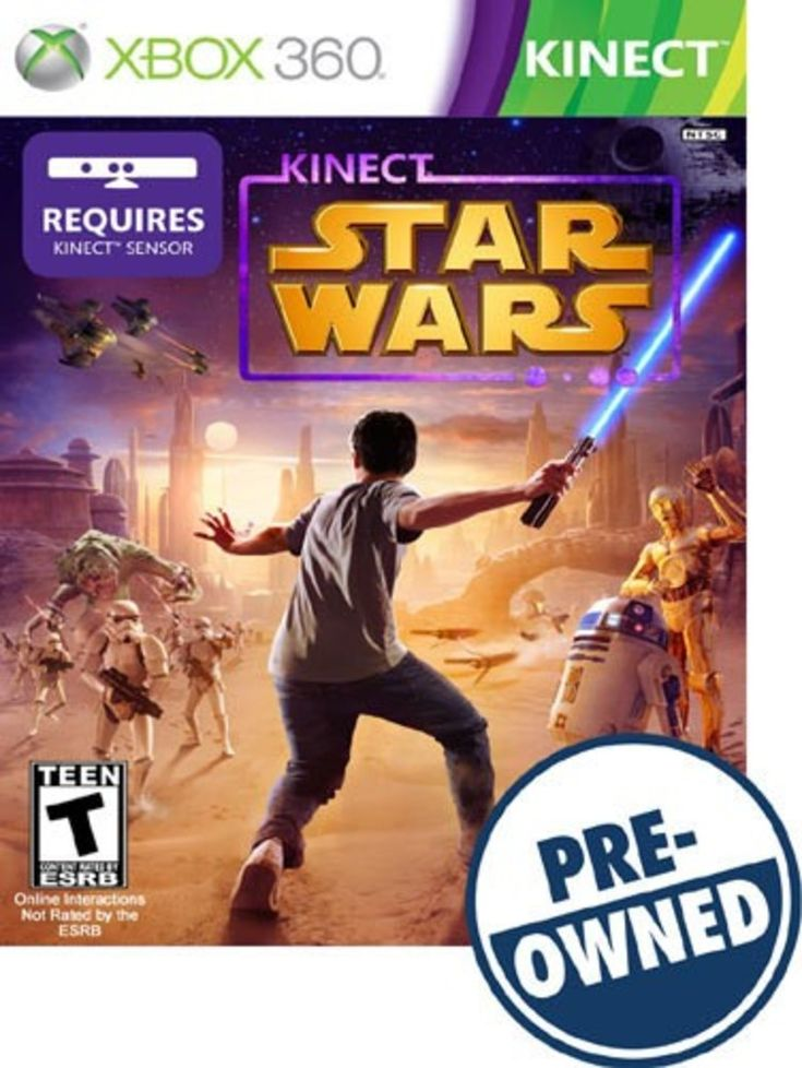 Kinect Star Wars — PRE-Owned - Xbox 360