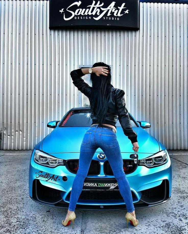 BMW F82 M4... Yolların delisine deli olanlar.... H.t@n.
