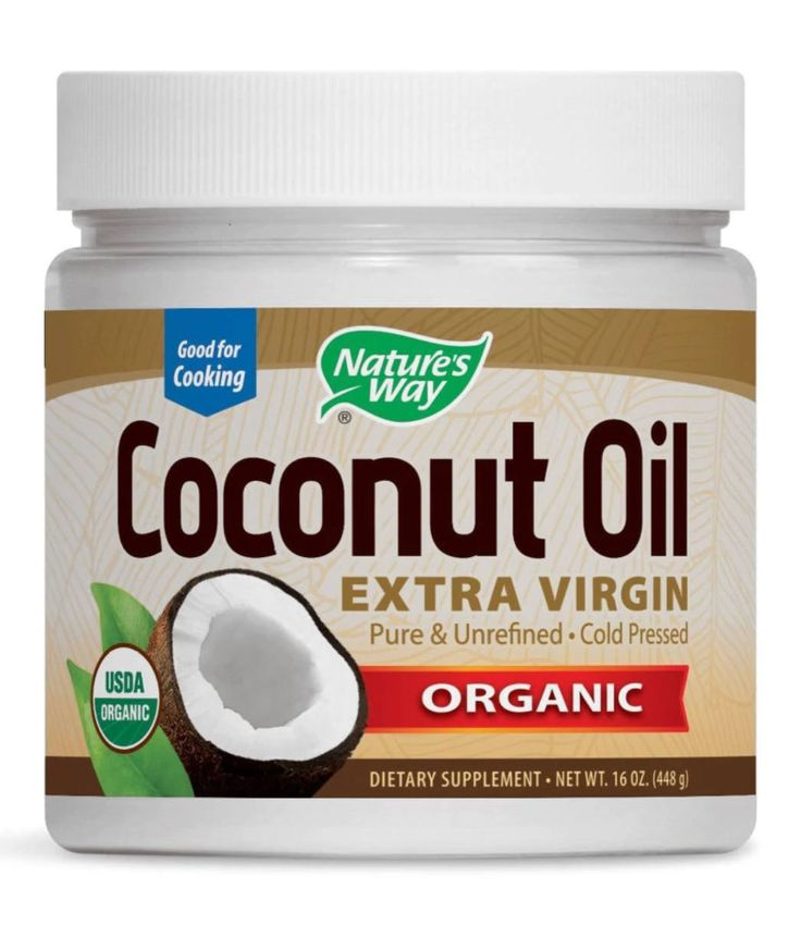 100% Extra Virgin Organic Coconut Oil by MakeupOrganisors on Etsy