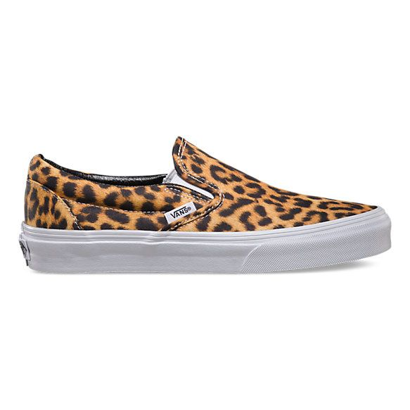 Digi Leopard Slip-ons - size women's 9.  Perfect for trips to pilates in the morning!