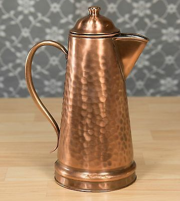 gregorian copper coffee pot lovely 100 hammered copper number 93 - Copper Pots