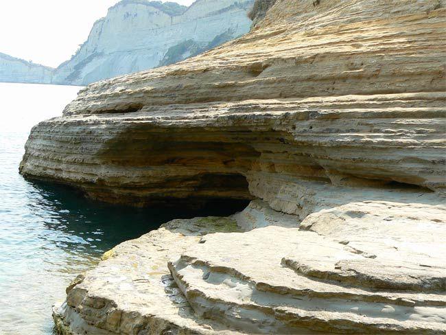 Ddrastis - skały