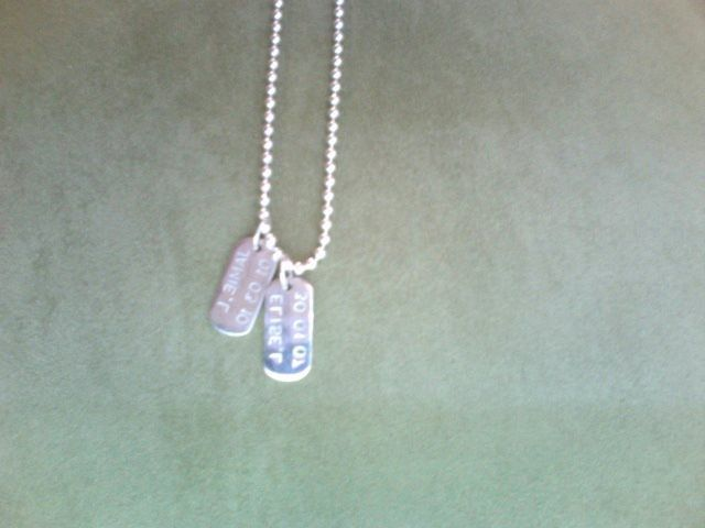 To the team at koolaman designs , THANK YOU for your wonderful service . Your Ma Ma ''Dog-Tag'' Pendants were of BRILLIANT quality and design and have been the perfect gift of sentiment i have been looking for. I will wear mine with PRIDE .... Irene. ~MA MA pendants~ http://www.koolamandesigns.com.au/shop/ma-ma-p-650.html