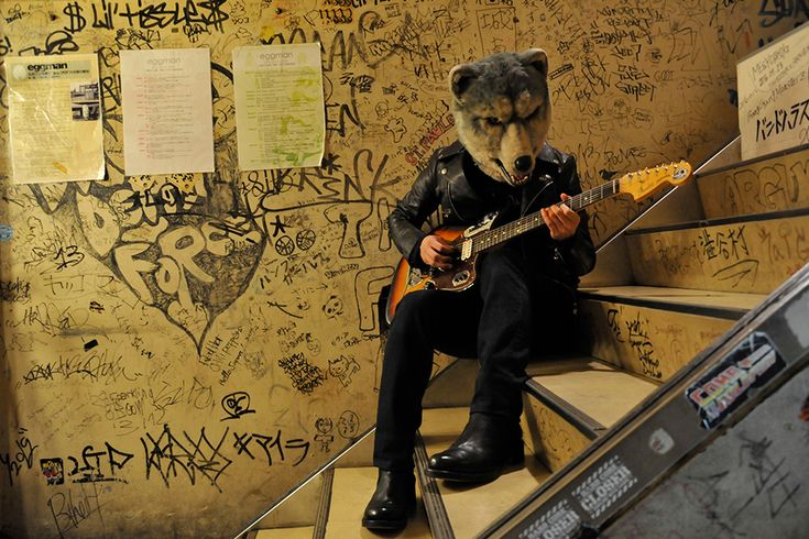 MAN WITH A MISSION | Fender