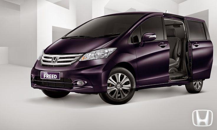 Harga Spesifikasi & Kredit Honda Freed Surabaya