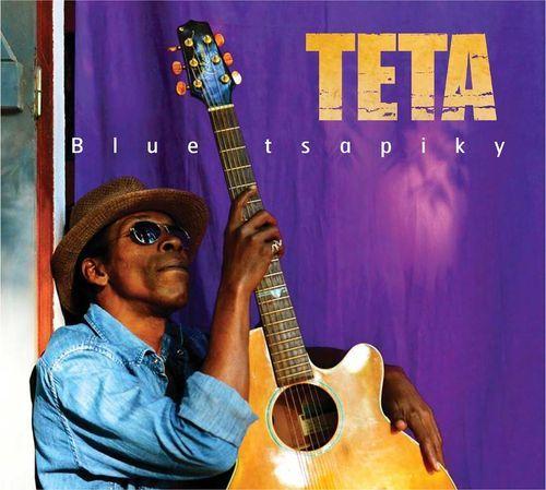 "TETA Nouvel Album ""Blue Tsapiky"" Production Balafomanga / Raph'Ing  Buda Musique Sortie internationale Octobre 2014"