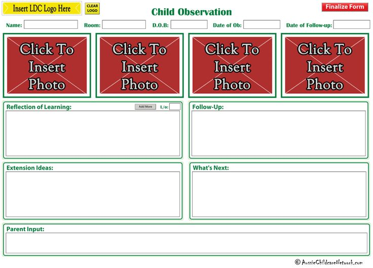30 minute observation of child Conduct a 30 minute child observation on the same child as observations 1 and 2 capture as much detail as possible about what the child is actually doing and saying.