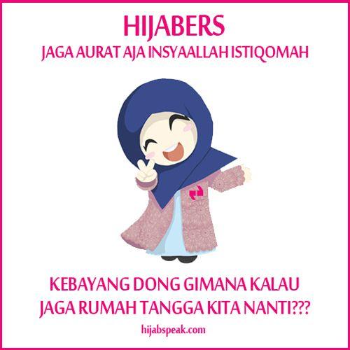 cari isteri? hijabers aja ;)