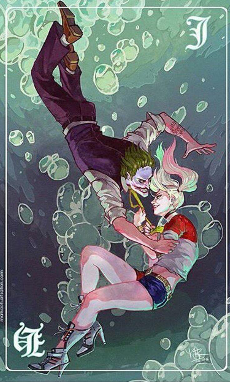 ✯ Joker ♥ Harley ✯ More