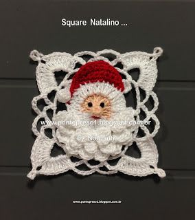 Santa motif