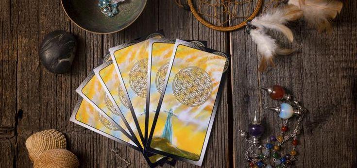 Las cartas del tarot gitano