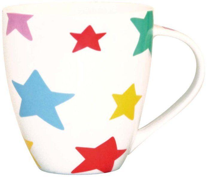 Cath Kidston Mug - Stars Crush shape 18oz:Amazon:Kitchen & Home