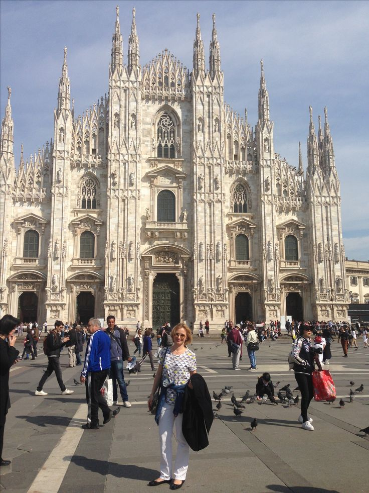 Welcome Milano
