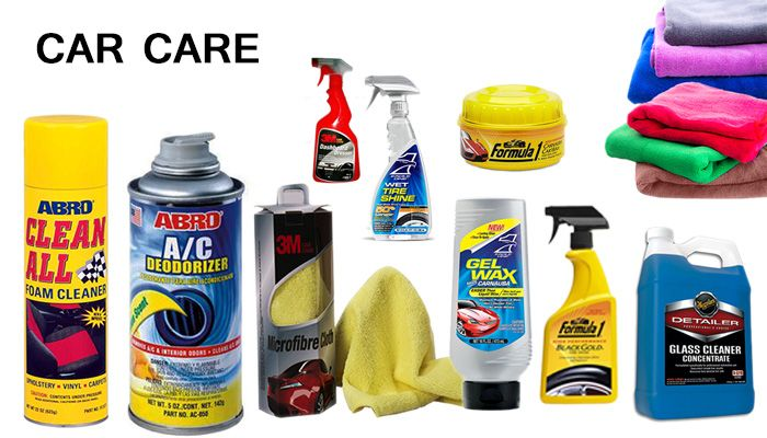 Keep your car always new looks, shop online ‪Abro #car_wash_products at affordable price on Carplus.