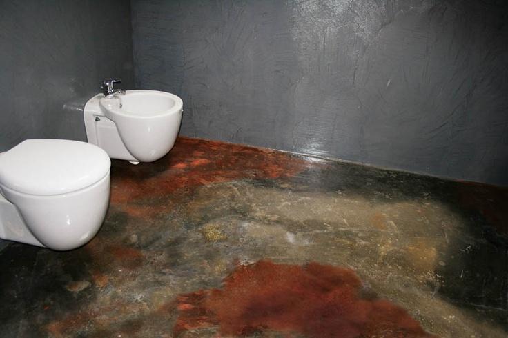 Podłoga żywiczna firmy Pulkra. #pulkra #floordesign #homedesign #aranzacja #aranzacje #design #dekoracje #dom #mieszkanie #designstudiowro #wystroj - Zapraszamy na www.designstudio.wroc.pl
