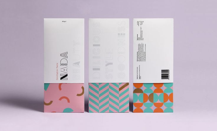 24 Examples of Baked Goods Packaging - From Chalky Print Bakery Branding to Hand-Stitched Bread Bags (TOPLIST)