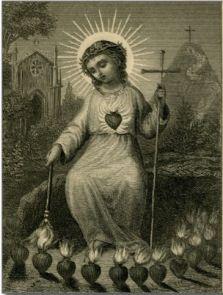 Imágenes de los Sagrados Corazones