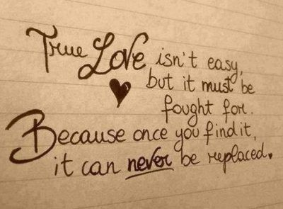 True love isn't easy quote #MotivationalMonday #InspirationalSaying #Love (scheduled via http://www.tailwindapp.com?utm_source=pinterest&utm_medium=twpin&utm_content=post101205953&utm_campaign=scheduler_attribution)