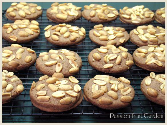 CWA Peanut cookies recipe