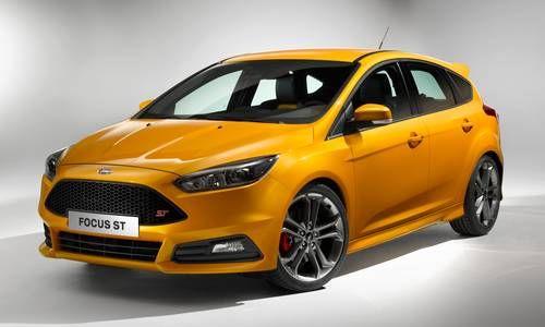 #Ford #FocusST.  La massima versione sportiva del brand #Focus.