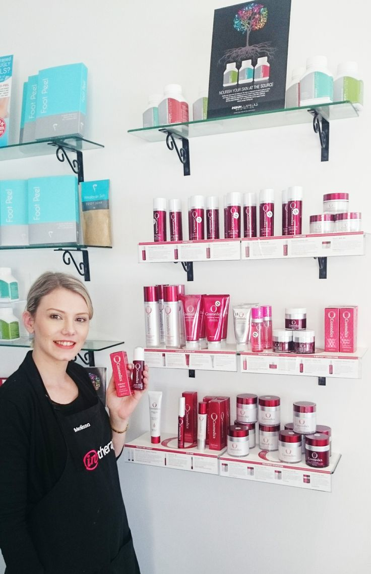 Manager Mel of In therapy Red Hill.