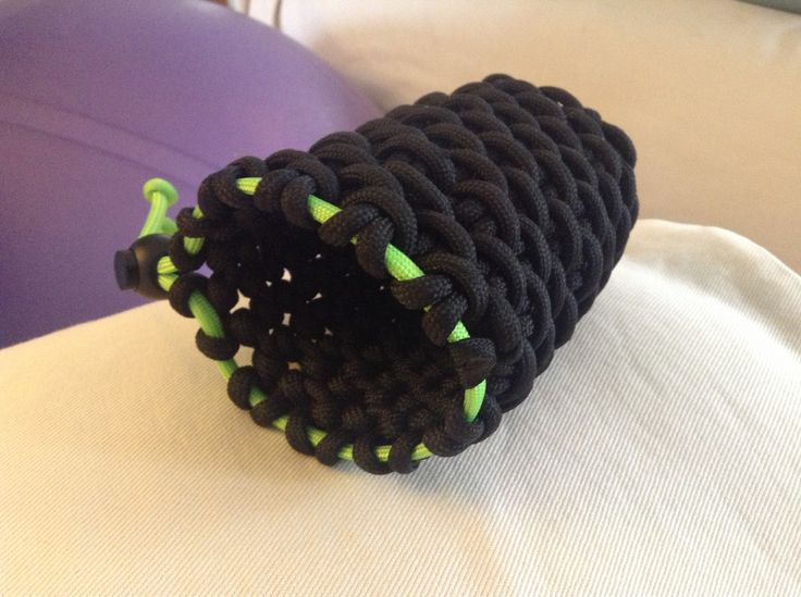 17 best images about a paracord on pinterest cross for Paracord drawstring bag