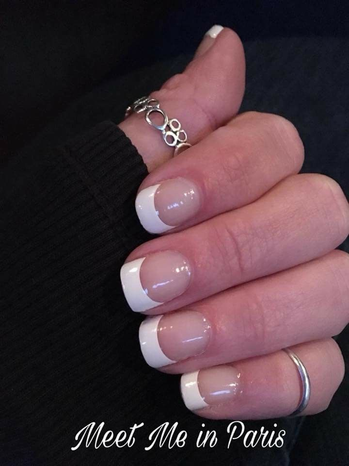 Color Street Meet Me In Paris Nails In 2019 Color Street Different Color Nails Color